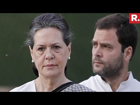 Sonia And Rahul Gandhi Seek Stay On Income Tax Recovery | National Herald Case