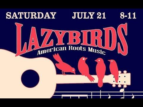 Lazybirds LIVE @ Pisgah Brewing Co. 7-21-2018