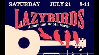 Lazybirds LIVE @ Pisgah Brewing Co. 7-21-2018