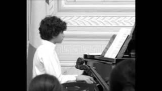 arabesque op 18 esecutore Gabriele Sertorio