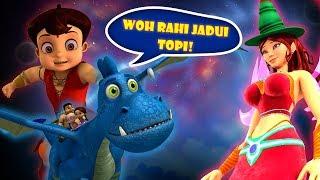 Super Bheem aur Jadui Topi | GreenGoldKids