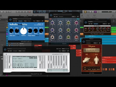 Another 5 Great Free Plugins - Zed Marty | LoudBox Music