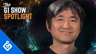 In this excerpt from the Game Informer Show, Ben Hanson asks Tetsuy...
