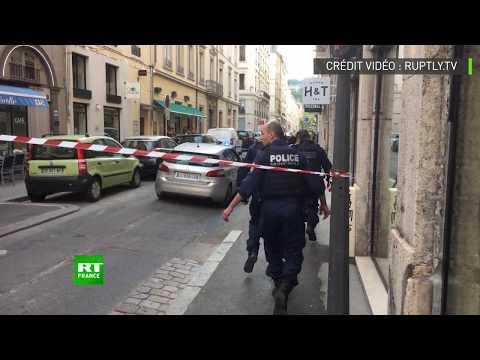 Lyon : une explosion a fait au moins huit blessés
