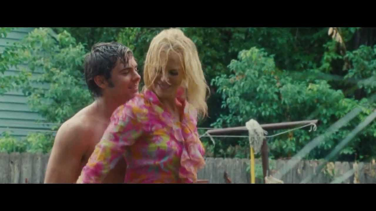 Zac Efron Dancing With Nicole Kidman The Paperboy - Youtube-8091