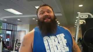 Robert Oberst Front squat