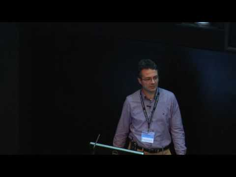 Session two - Artificial Intelligence and Machine Learning in Cambridge 2016