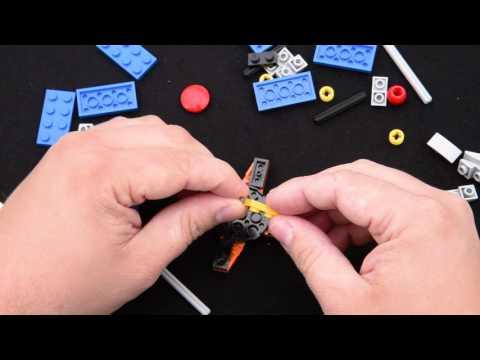 Byg din egen LEGO fidget spinner