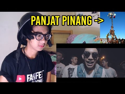 REACTION!!! ROY RiCARDO - PANJAT SOSiAL FT GAGA MUHAMMAD & LULA LAHFAH
