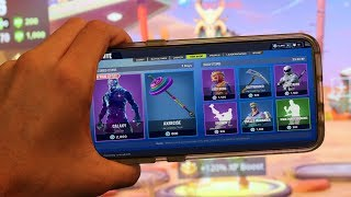 Download fortnite android exclusive skin coming soon new galaxy skin in fortnite battle - Fortnite galaxy skin free ...