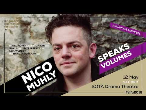 Nico Muhly Speaks Volumes