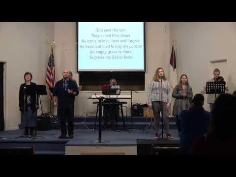 Christianity Is Like Ice Skating - Sermon by Pastor Jarred Frantz