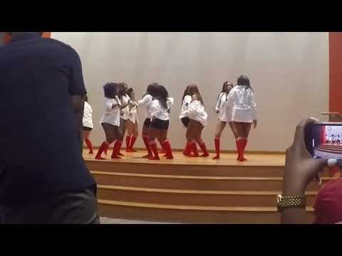 Shimmy Like A Nupe 2018 FULL VERSION-Clemson University