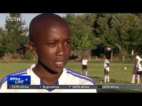Kick4Life helps Lesotho youths realise their football dreams