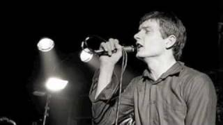 Ian Curtis-Ceremony