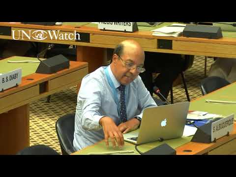 In first, UN panel calls on Palestinians to halt hate speech against Israelis