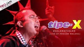 Tipe-X - Selamat Jalan Live Malang 2016