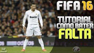 FIFA 16 - TUTORIAL COMO BATER FALTA/ XBOX ONE/PS4/PS3/XBOX 360