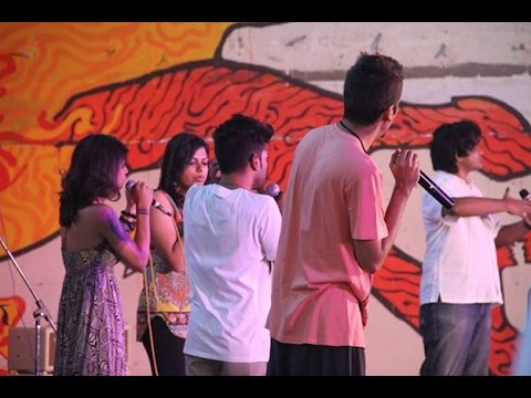 Beatboxing by Voctronica at Vikhroli Skin