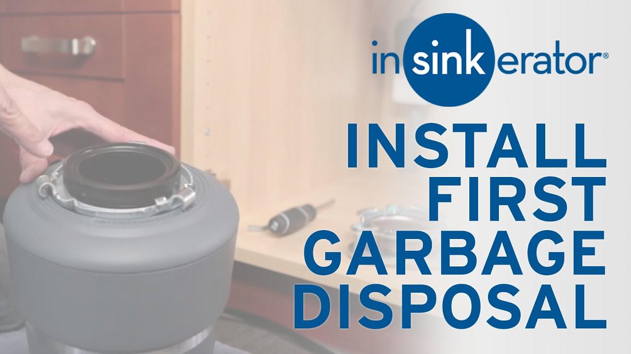 garbage disposal dishwasher wiring diagram [ 1280 x 720 Pixel ]