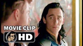 THOR: RAGNAROK Movie Clip - Loki Brotherly Moment (2017) Chris Hemsworth Tom Hiddleston Marvel HD
