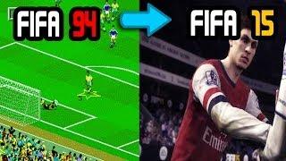 FIFA HISTORY : 94-15