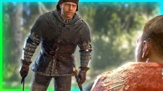Kingdom Come Deliverance - What Happens if You Join The Bandits?
