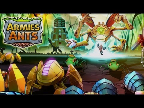 Official Armies & Ants Trailer