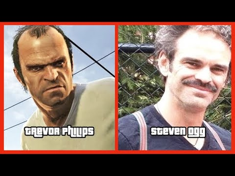Characters and Voice Actors - Grand Theft Auto V