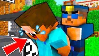 NOOB È STATO ARRESTATO! - Minecraft ITA
