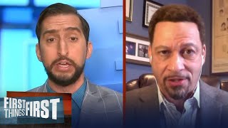 Wright & Broussard on biggest factor in Clippers not winning the title | NBA | FIRST THINGS FIRST