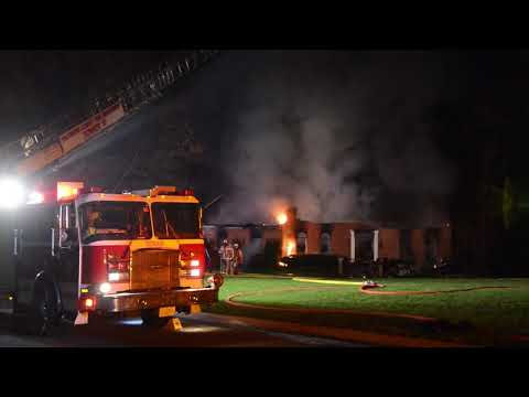 House Fire 26 Glenberry CT in Baltimore County