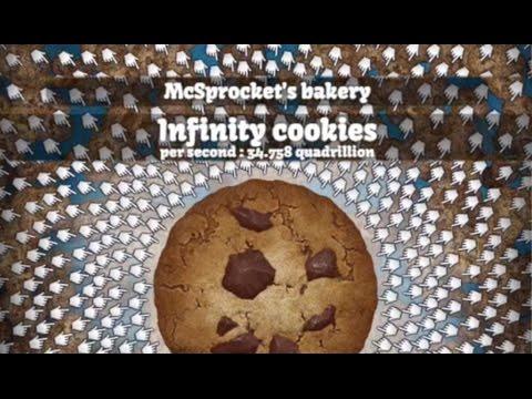Infinite Cookies Cheat   Cookie Clicker