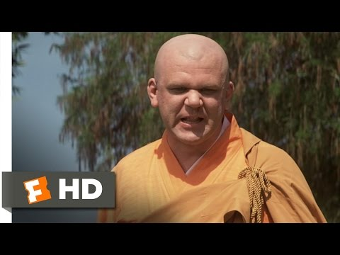 Anger Management (5/8) Movie CLIP - Monk Fight (2003) HD