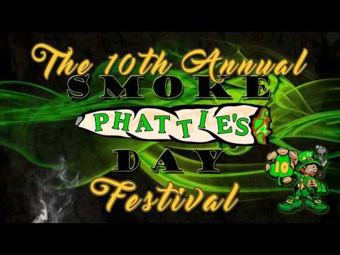 The 10th Annual Smoke Phattie's Day Festival Commercial