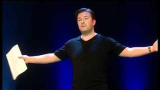Ricky Gervais Live IV: Science DVD Trailer