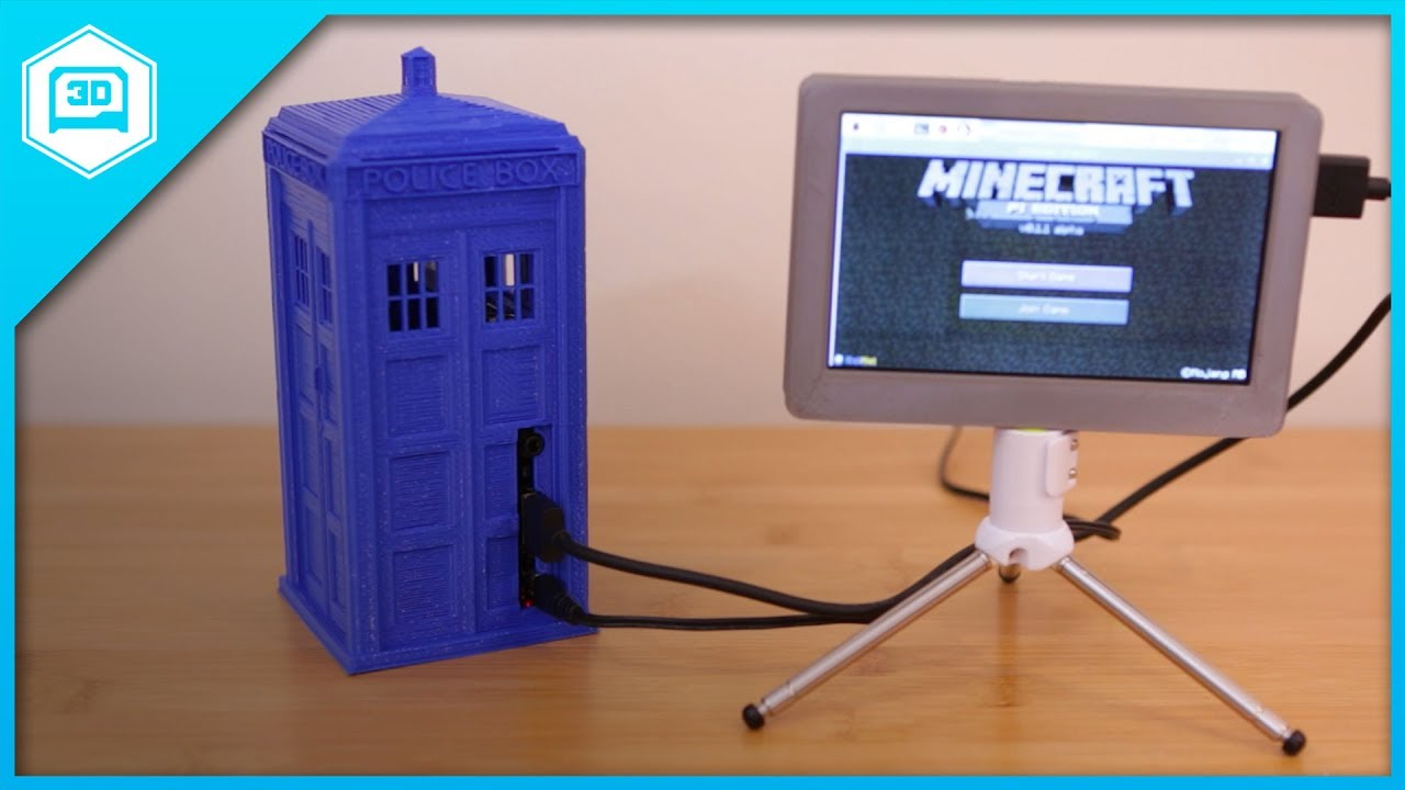 Awesome Raspberry Pi Cases To 3d Print At Home Raspberry Pi