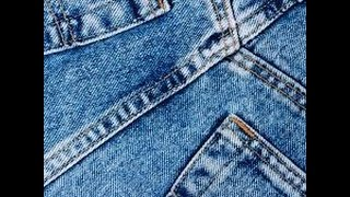 How To Make Char Cloth... Denim Is The Best
