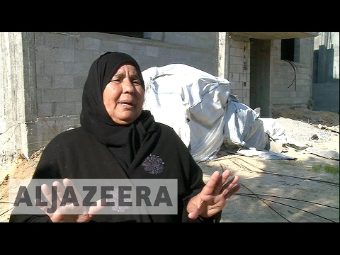 Rebuilding Gaza: Slow reconstruction pace leaves many frustrated