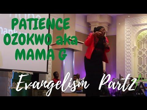 Evangelist Patience Ozokwo Part2 by Albert Gayo