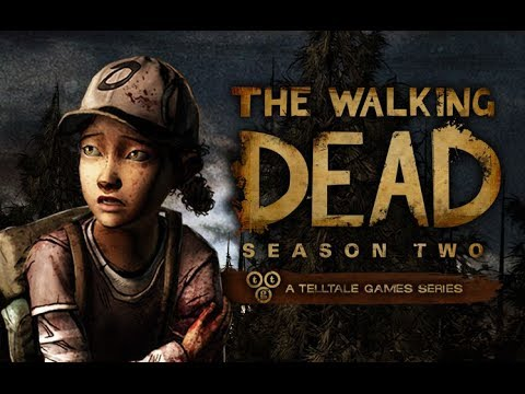 A BLOODY ENDING! The Walking Dead Season Two Episode 3 Part 4 Final Ending