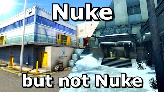 CS:GO Maps if they were Nuke