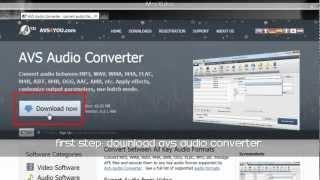 AVS Audio Converter 6.3. (How to Crack)