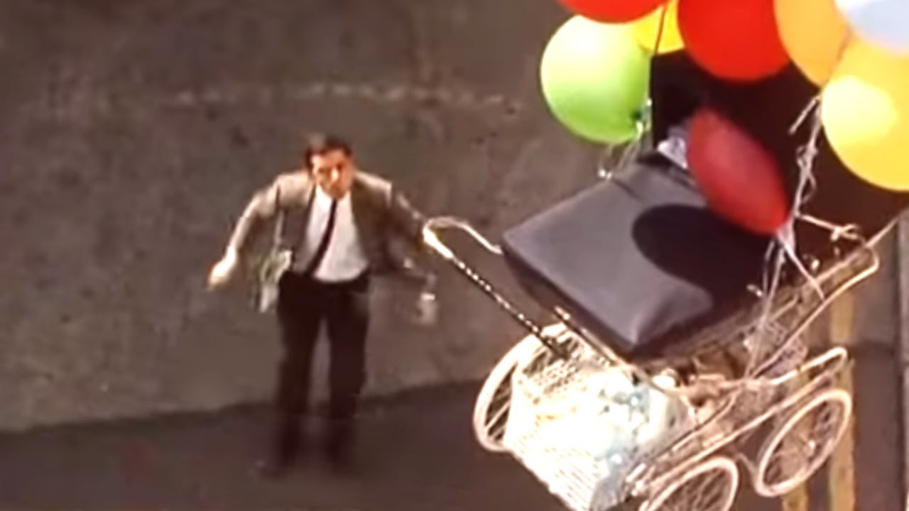 Saving a Baby | Funny Clip | Classic Mr. Bean - YouTube