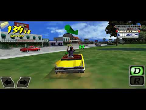 """something new play game """"CRAZY TAXI"""" ##ENJOY IT ## 