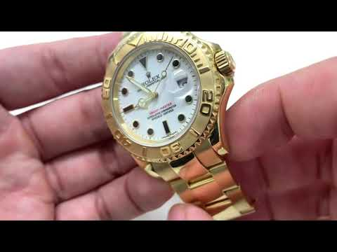 Rolex Yachtmaster 16628 Overview