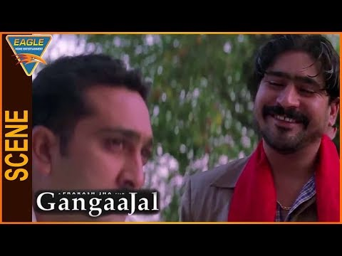 Gangaajal Hindi Movie || Yashpal Sharma And Mukesh Tiwari Best Scene || Eagle Hindi Movies