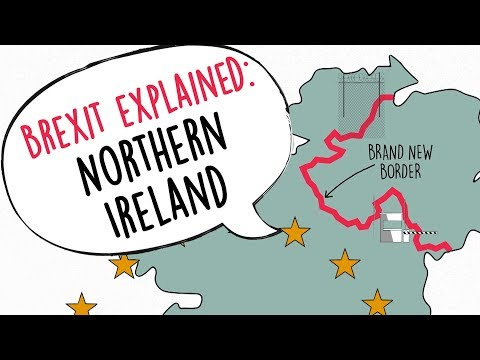 Brexit explained: What is the problem with the Irish border?