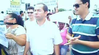 PARTE 01 - Manifestação em Biritinga Bahia em prol do mandato do Vereador Jorge do Portal do PT