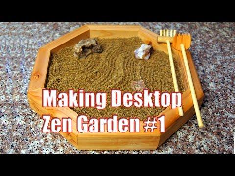 Making Desktop Zen Garden part 1: Building the base